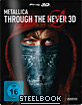 Metallica - Through the Never 3D (Limited Steelbook Edition - Cover A) (Blu-ray 3D) Blu-ray