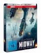 Midway - Für die Freiheit 4K (Limited Steelbook Edition) (4K UHD