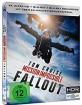 Mission: Impossible - Fallout 4K (Limited Steelbook Edition) (4K UHD + Blu-ray)