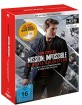 Mission: Impossible - The 6 Movie Collection 4K (Limited Boxset) (4K UHD + Blu-ray) Blu-ray