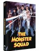 Monster Busters (Limited Mediabook Edition) (Cover B) Blu-ray