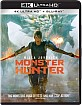 Monster Hunter (2020) 4K (4K UHD + Blu-ray) (UK Import ohne dt. Ton)