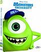 Monsters University - Collection 2016 (Blu-ray + Bonus Blu-ray) (IT Import) Blu-ray