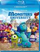 Monsters University (Blu-ray + Bonus Blu-ray) (IT Import) Blu-ray
