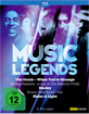 Music Legends Blu-ray