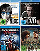 Nice Price: Action Kino Blu-ray Paket (4-Disc Set) Blu-ray