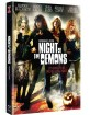 Night of the Demons (2009) (Limited X-Rated International Cult Collection #2) (Cover D) Blu-ray
