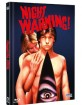 Night Warning (Limited Mediabook Edition) (Cover B) Blu-ray