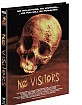 No Visitors (2015) (Limited Mediabook Edition) (Cover C) (AT Import) Blu-ray