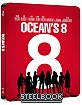 Ocean's Eight - Steelbook (IT Import ohne dt. Ton) Blu-ray