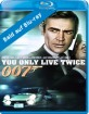 James Bond 007 -  On ne vit que deux fois (FR Import) Blu-ray