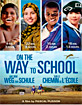 On the Way to School - Auf dem Weg zur Schule (Limited Mediabook Edition) (CH Import) Blu-ray
