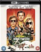 Once Upon a Time in Hollywood (2019) 4K (4K UHD + Blu-ray) (UK Import ohne dt. Ton) Blu-ray