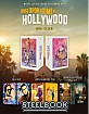 Once Upon a Time in Hollywood (2019) - Manta Lab Exclusive #029 Steelbook - One-Click Box (HK Import ohne dt. Ton)