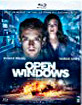 Open Windows (2014) (FR Import ohne dt. Ton) Blu-ray