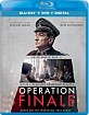 Operation Finale (2018) (Blu-ray + DVD + Digital Copy) (US Import ohne dt. Ton) Blu-ray