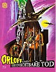 Orloff und der unsichtbare Tod (Limited X-Rated Eurocult Collection #60) (Cover A) Blu-ray