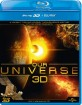 Our Universe (2013) 3D (Blu-ray 3D + Blu-ray) (UK Import) Blu-ray