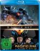 Pacific Rim + Pacific Rim: Uprising (2 Movie Collection) Blu-ray