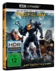 Pacific Rim: Uprising 4K (4K UHD + Blu-ray + Digital)