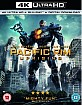 Pacific Rim: Uprising 4K (4K UHD + Blu-ray + UV Copy) (UK Import ohne dt. Ton) Blu-ray