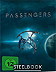 Passengers (2016) 3D (Limited Steelbook Edition) (Blu-ray 3D + Blu-ray + UV Copy) Blu-ray