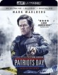 Patriots Day (2016) 4K (4K UHD + Blu-ray + UV Copy) (US Import ohne dt. Ton) Blu-ray