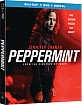Peppermint (2018) (Blu-ray + DVD + Digital Copy) (US Import ohne dt. Ton) Blu-ray