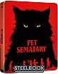Pet Sematary (2019) 4K - Zavvi Exclusive Limited Edition Steelbook (4K UHD + Blu-ray) (UK Import)