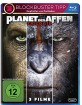 Planet der Affen Trilogie (3-Filme Set) Blu-ray
