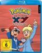 Pokémon - Staffel 18: XY - Erkundungen in Kalos Blu-ray
