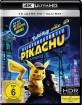 Pokémon: Meisterdetektiv Pikachu 4K (4K UHD + Blu-ray) Blu-ray