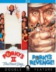 Porky's II: The Next Day (1983) / Porky's Revenge (1985) - Double Feature (Region A - US Import ohne dt. Ton) Blu-ray