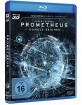 Prometheus - Dunkle Zeichen 3D (Blu-ray 3D + Blu-ray) Blu-ray