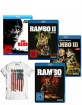 Rambo (1-4) Collection (Geschenkset)