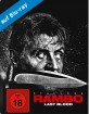 Rambo: Last Blood 4K (Limited Steelbook Edition) (4K UHD + Blu-ray)