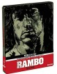 Rambo Trilogy (Teil 1-3) 4K - Limited Edition Steelbook (4K UHD + Blu-ray) (FR Import)