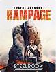 Rampage (2018) 3D - HMV Exclusive Steelbook (Blu-ray 3D + Blu-ray + Digital Copy) (UK Import ohne dt. Ton) Blu-ray