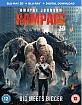 Rampage (2018) 3D (Blu-ray 3D + Blu-ray + Digital Copy) (UK Import ohne dt. Ton) Blu-ray