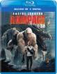 Rampage (2018) 3D (Blu-ray 3D + Blu-ray + Digital Copy) (US Import ohne dt. Ton) Blu-ray
