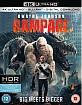 Rampage (2018) 4K (4K UHD + Blu-ray + Digital Copy) (UK Import ohne dt. Ton) Blu-ray