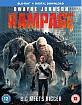 Rampage (2018) (Blu-ray + Digital Copy) (UK Import ohne dt. Ton) Blu-ray
