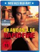 Rapid Fire Blu-ray