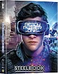 Ready Player One 3D - Manta Lab Lenticular Full Slip Steelbook (Blu-ray 3D + Blu-ray) (HK Import ohne dt. Ton)