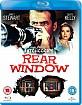 Rear Window (1954) (UK Import) Blu-ray