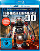 Recyclo Transformers + Space Transformers 3D (2-Disc Transformers Box) (Blu-ray 3D) Blu-ray