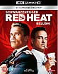 Red Heat 4K (4K UHD + Blu-ray) (UK Import)