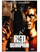 Red Scorpion (Limited Mediabook Edition) (Cover D) (AT Import)