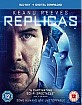 Replicas (2018) (Blu-ray + Digital Copy) (UK Import ohne dt. Ton) Blu-ray