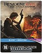 Resident Evil: The Final Chapter - Steelbook (Blu-ray + Bonus Blu-ray) (NL Import ohne dt. Ton)